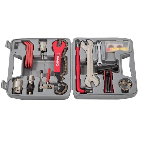 Jobsworth 13pc Essential Tool Kit