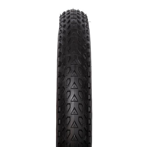 Veerubber Vee Mission Fat Bike Folding Tyre  26 inch  Black  Light Weight