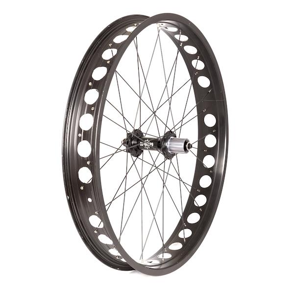 On-One Emmental Rim with El Guapo Comp Hub Rear Fat Bike Wheel