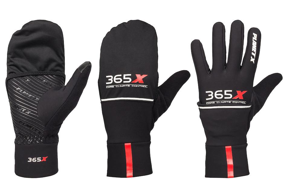 Planet X 365 Convertible Roubaix Glove With Handy Stowable Rain Cover XL