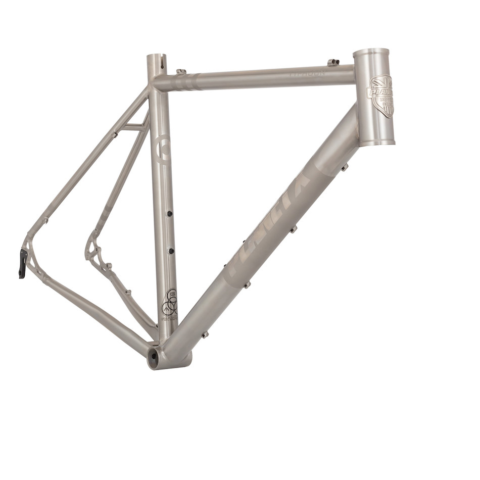 planet x typhoon titanium cyclo cross frame