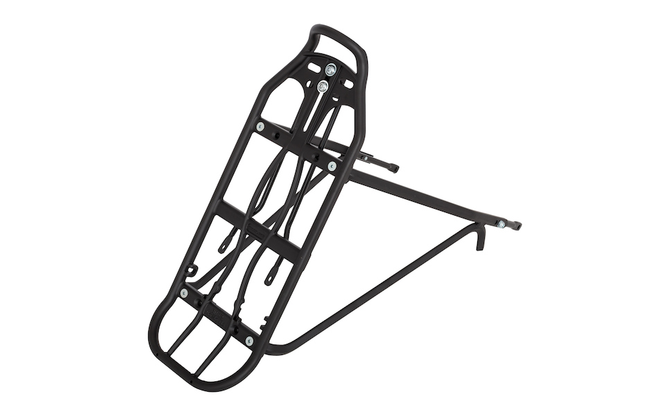 Jobsworth Disc Brake Compatible Adjustable Pannier Rack