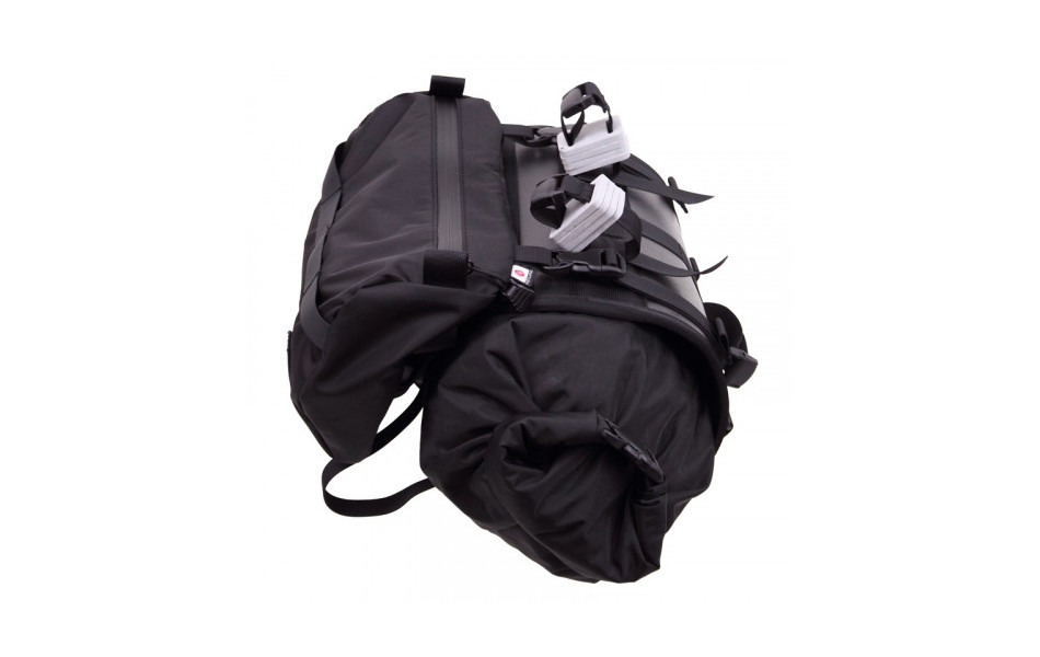 Fairweather Handlebar Bag+