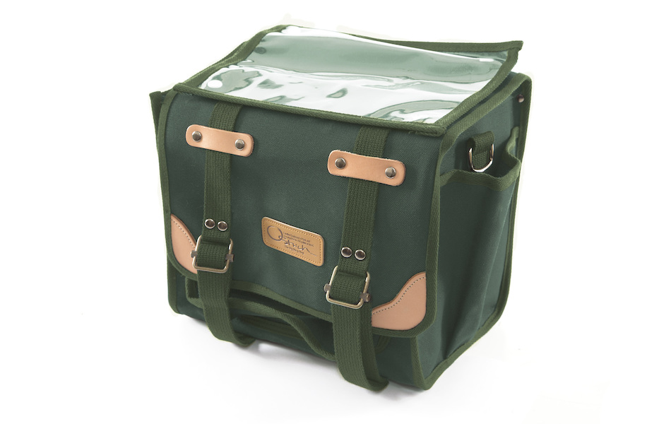 Ostrich Touring Bag F-106 / Army Green Canvas