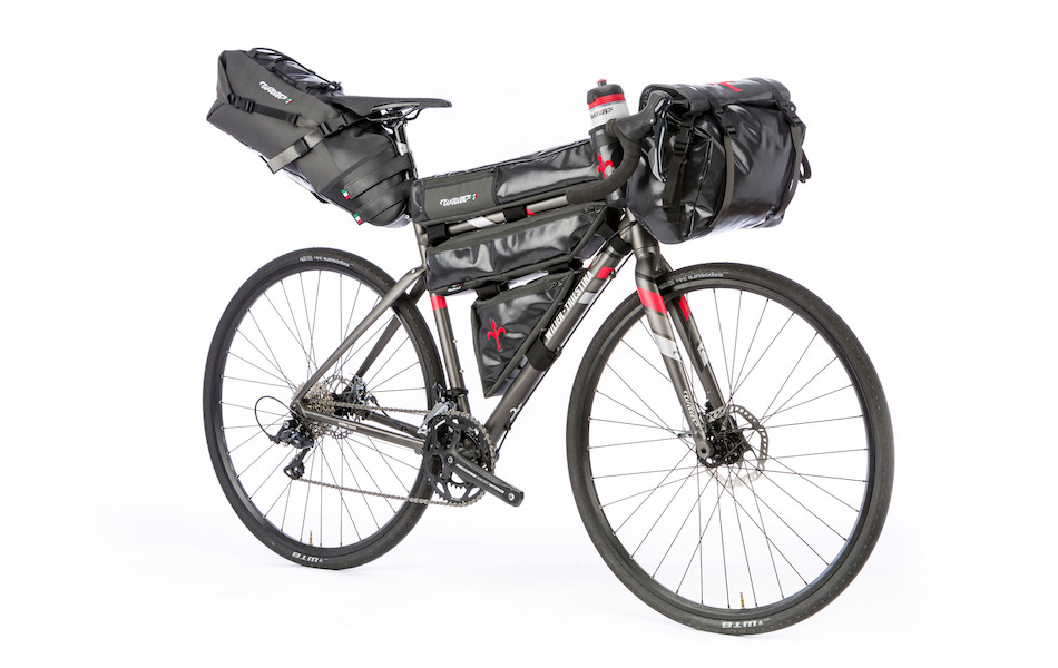 Wilier Adventure Handle Bar Bag For Drop Bars