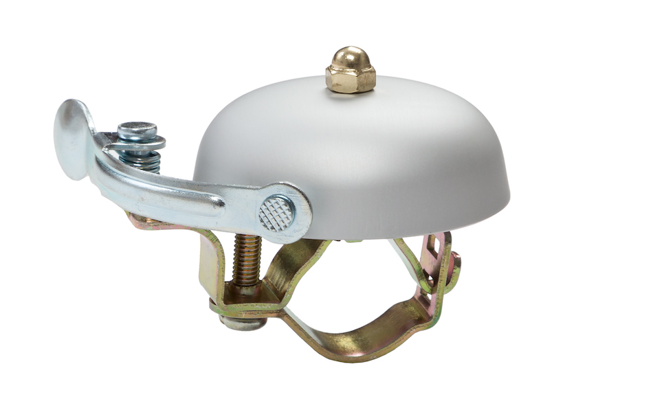 Holdsworth Gran Sport 25.4mm Brass Bell / Silver Dome