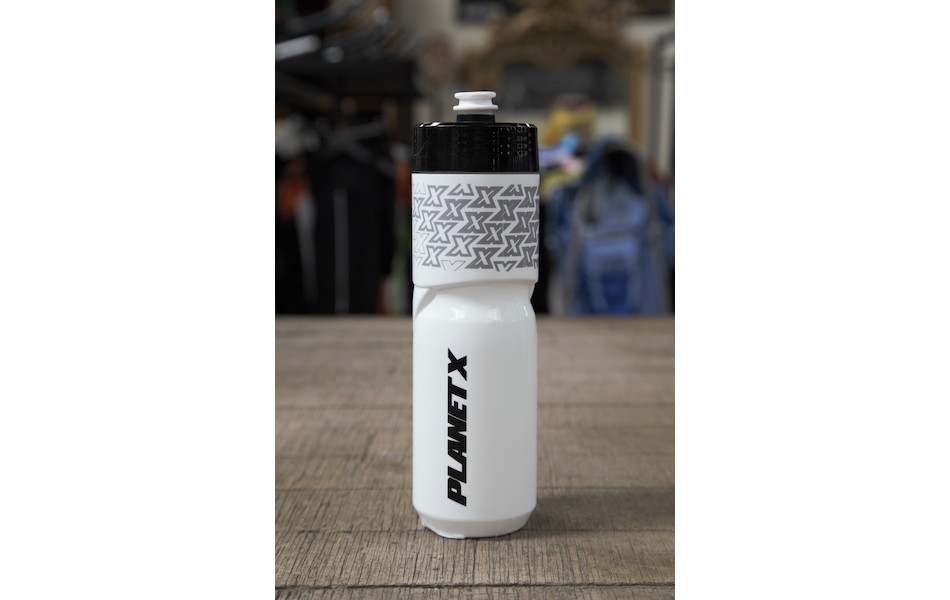 Planet X 800ml Water Bottle / White