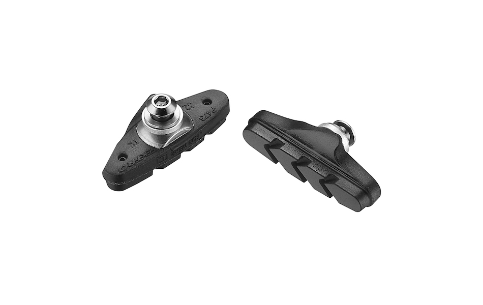 Tektro Caliper Brake Pads (Fixed - Pair) / Black
