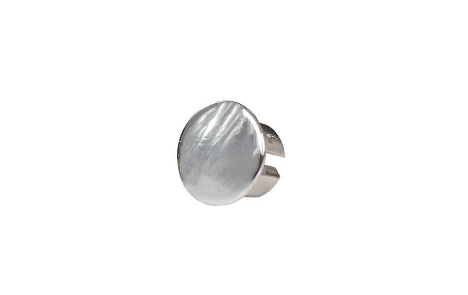Planet X Silver Bar End Plugs Individual