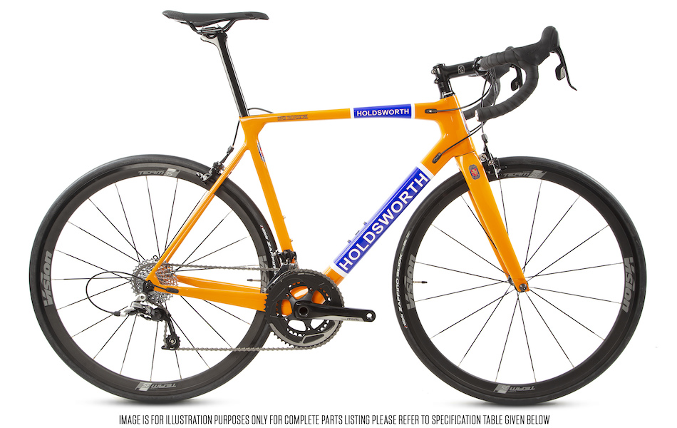 Holdsworth Super Professional Rival22