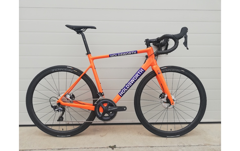 Holdsworth Corsa Superlight Disc Team Edition Shimano Ultegra Road Bike