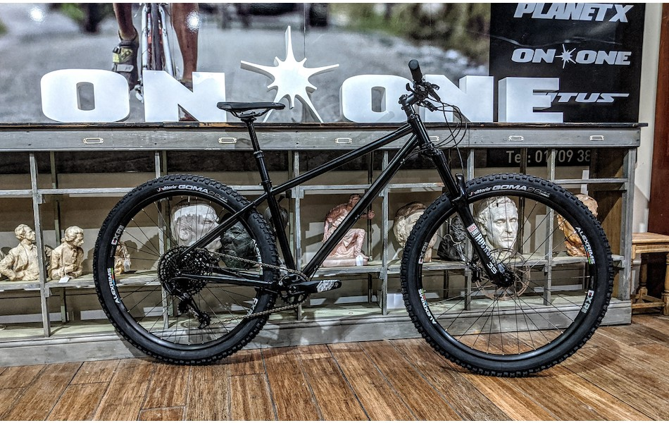 On-One Big Dog SRAM GX Mountain Bike