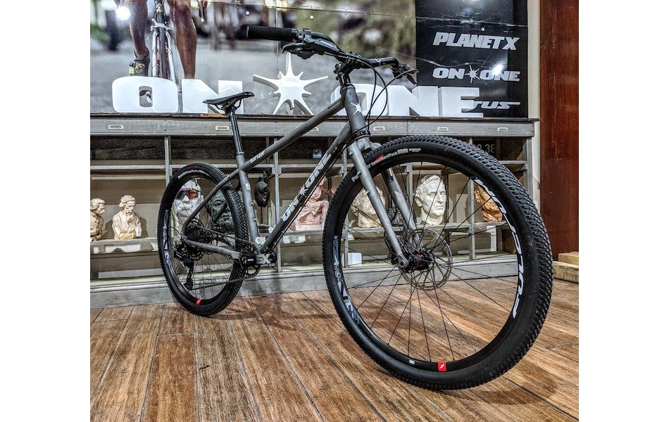 On-One Bootzipper 650b SRAM Apex 1 Mountain Bike