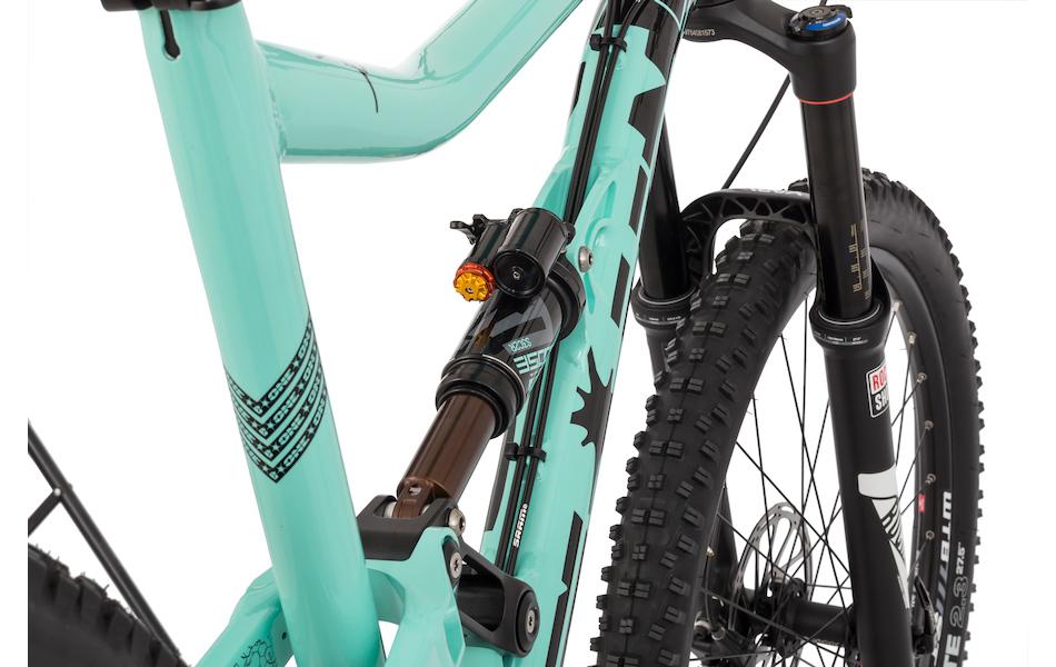 On One Codeine 27.5 SRAM NX1 Mountain Bike