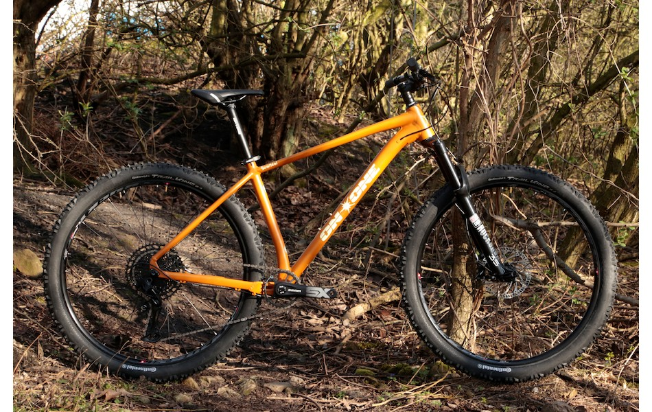 On-One Scandal SRAM SX Curry Sauce Edition Mountain Bike