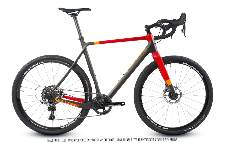 On-One Space Chicken SRAM Rival1 650B Gravel Bike