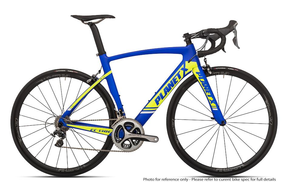 Planet X EC130E Shimano Ultegra 6800 Aero Road Bike