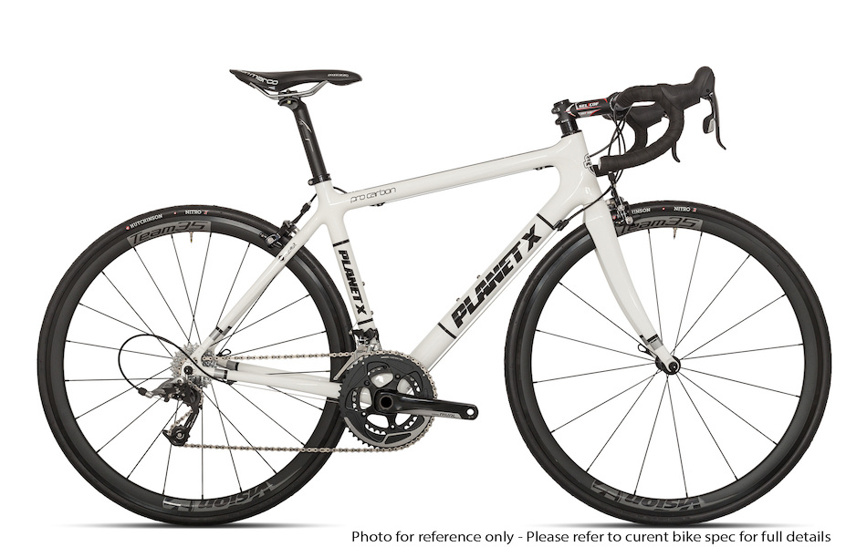 Planet X Pro Carbon Shimano Ultegra 6800 Road Bike