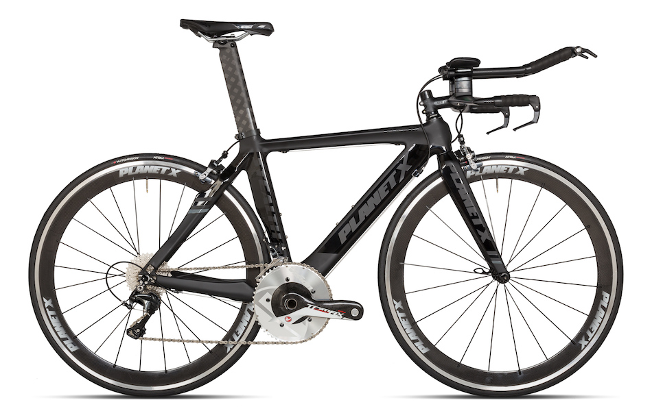 Planet X Stealth Pro Carbon Shimano Ultegra 6800 Time Trial Bike