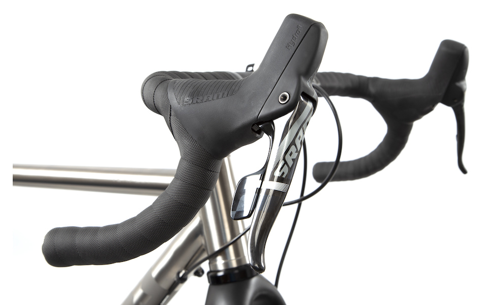Planet X Tempest SRAM Force 1 Titanium Gravel Bike