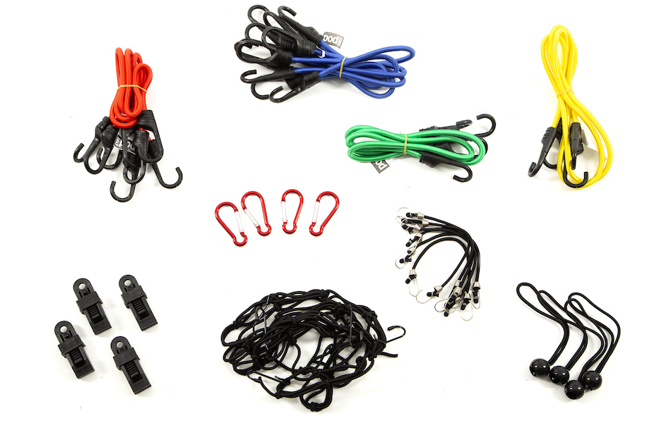 Bungee Cord Action 12 Black x
