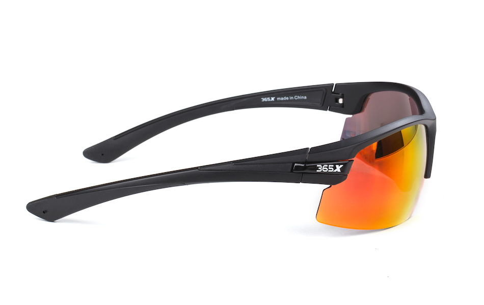 365X Split Cycling Glasses (ANSI Z87.1)