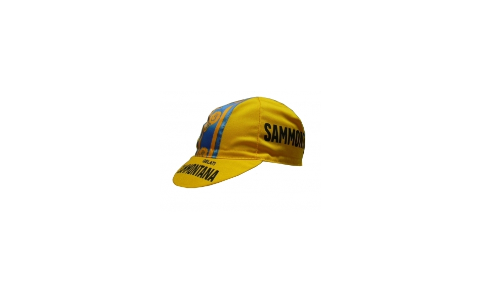 Apis Cotton Cycling Cap / One Size / Sammontana
