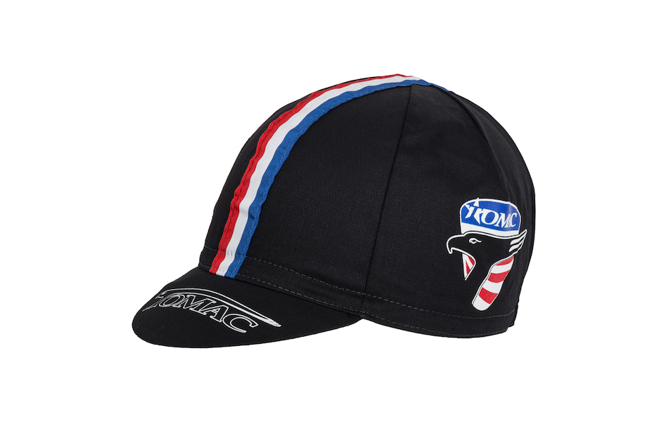 Apis Cotton Cycling Cap / One Size / Tomac Black