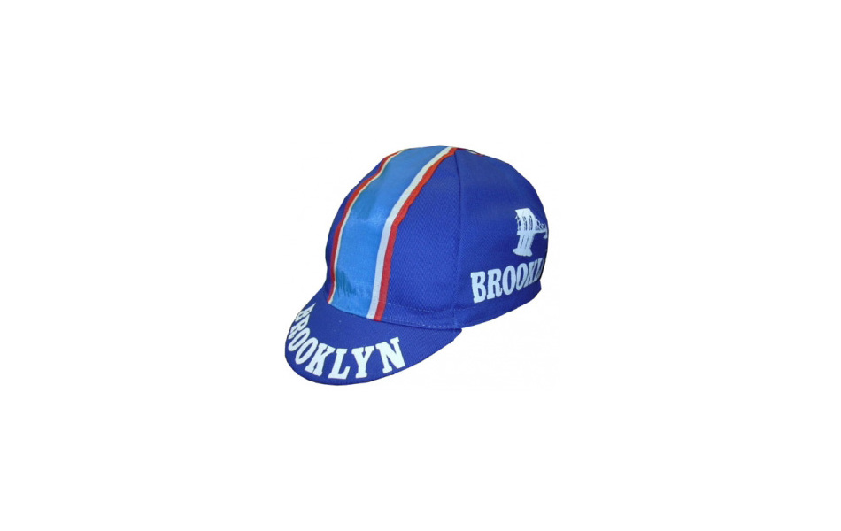 Apis Cotton Cycling Cap / One Size / Team Brooklyn