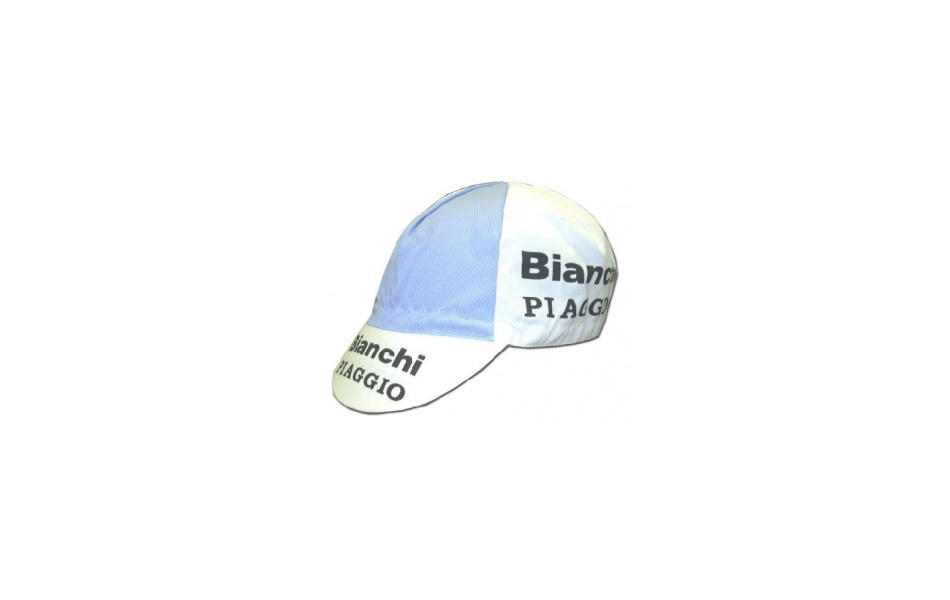 Apis Cotton Cycling Cap / One Size / Team Bianchi