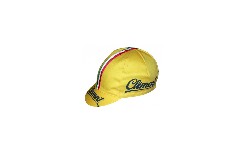 Apis Cotton Cycling Cap / One Size / Team Clement