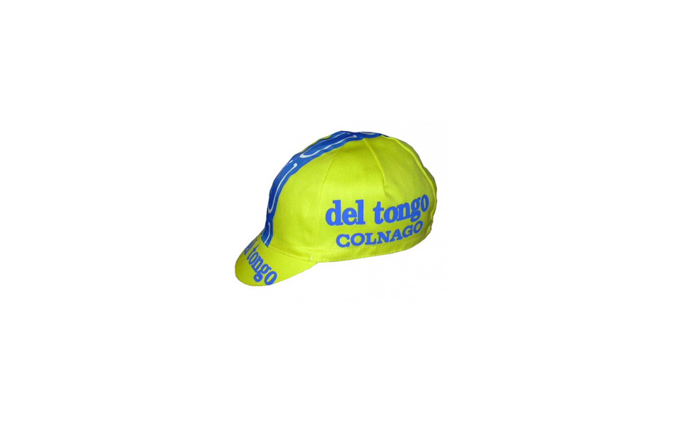 Apis Cotton Cycling Cap / One Size / Team Del Tongo