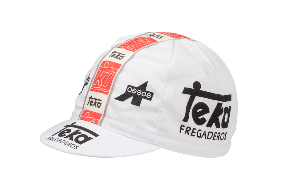 Apis Cotton Cycling Cap / One Size / Teka Assos
