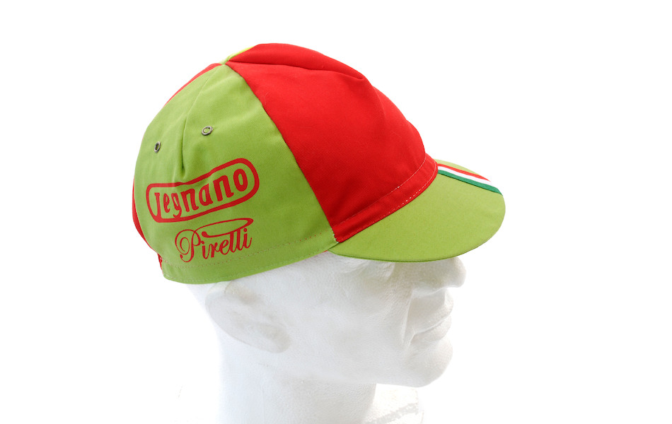 Apis Cotton Cycling Cap / One Size / Team Legnano