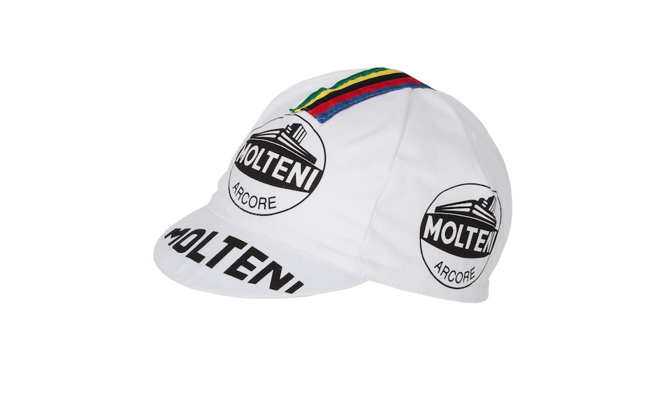 Apis Cotton Cycling Cap / One Size / Team Molteni