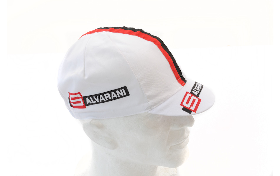 Apis Cotton Cycling Cap / One Size / Team Salvarani