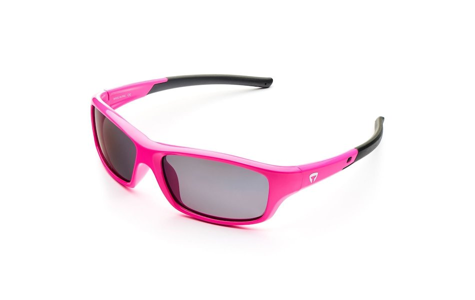 Briko Eolo Glasses / Pink Explosion Thrama Silver Flash