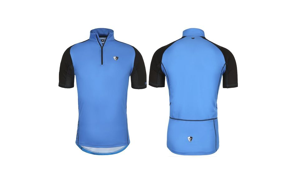 Briko Sentiero MTB Mens Jersey / Small / Blue and Black