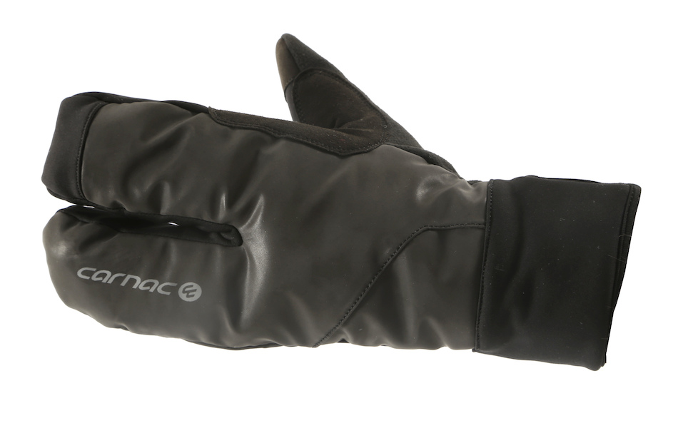 Carnac Reflective Waterproof Crab Hand Winter Gloves