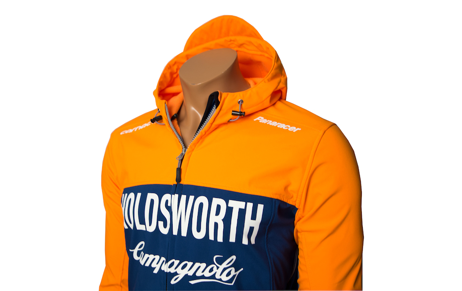 Carnac Holdsworth Team Apres Course Hooded Jacket