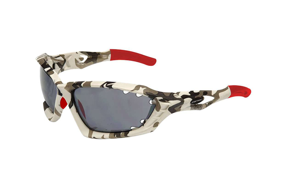 Carnac Metis EVO Sunglasses / Snow Camo White / Photochromic