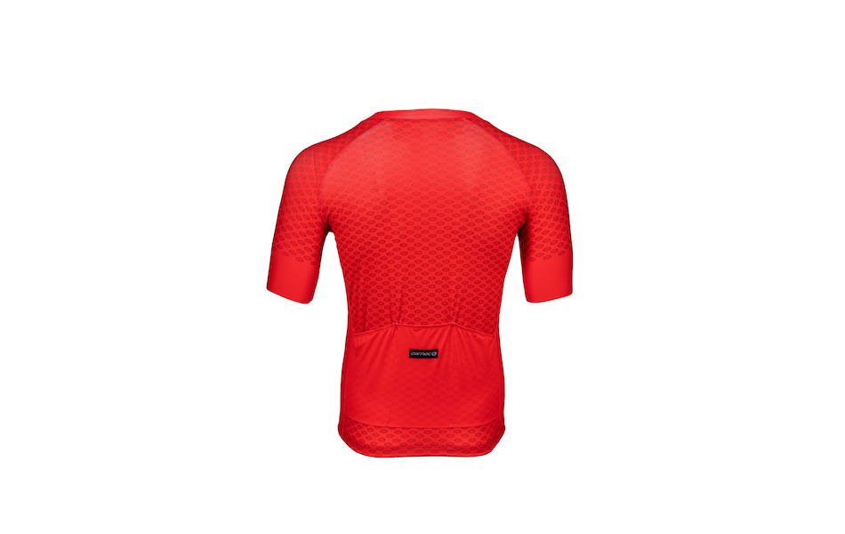 Carnac Short Sleeve Jersey / Red