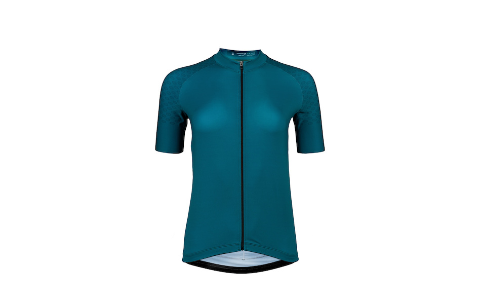 Carnac Women's Short Sleeve Jersey / Teal