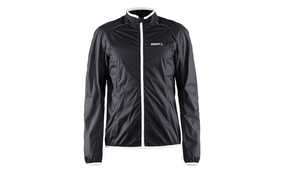 Craft Mens Active Bike Light Rain Jacket