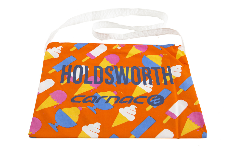 Holdsworth Carnac Musette / Ice Cream Orange