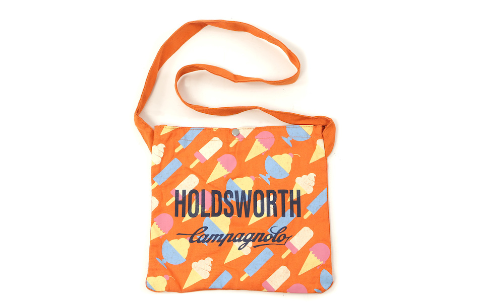 Holdsworth Orange Ice Cream Edition Race Canvas Musette