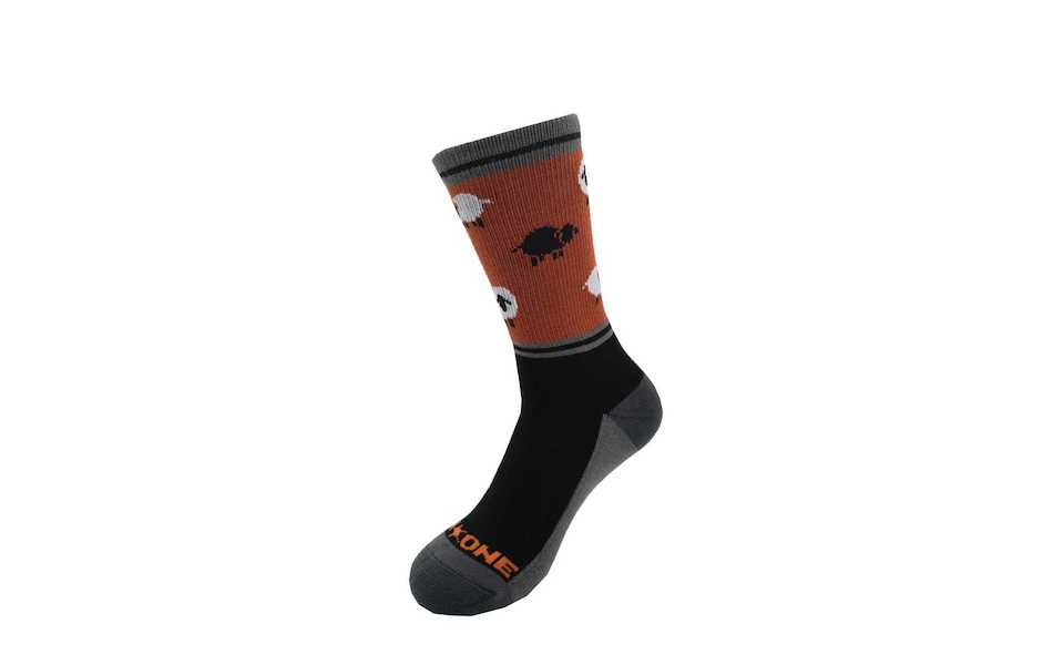 On-One Handle Baas High Top Thicky Merino Cycling Socks