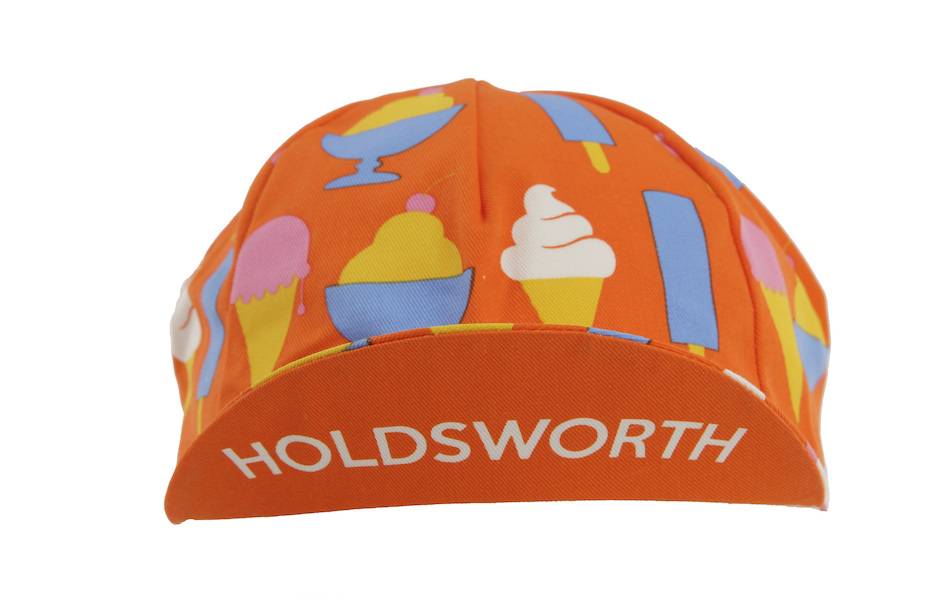 Holdsworth Ice Cream Cotton Cycling Cap