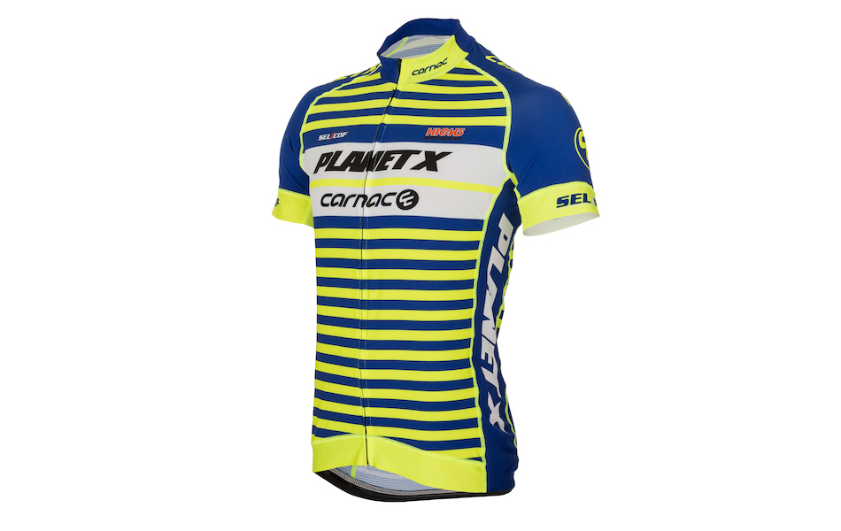 Planet X Team Carnac Short Sleeve Jersey