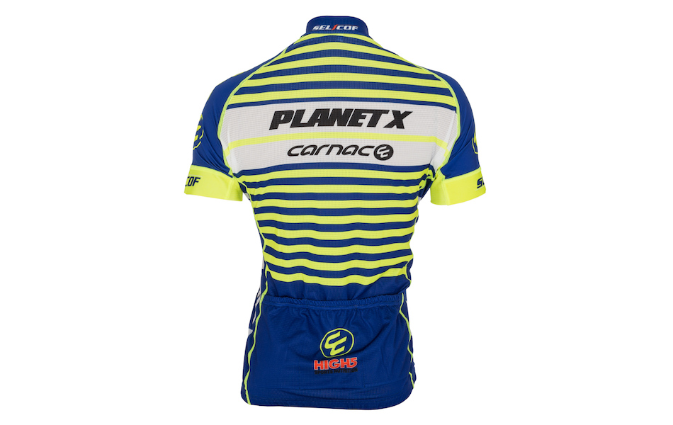 Planet X Team Carnac Short Sleeve Jersey